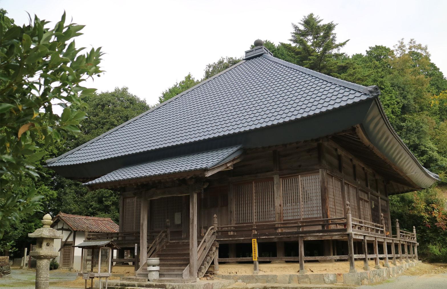 第1番霊場(大村寺)