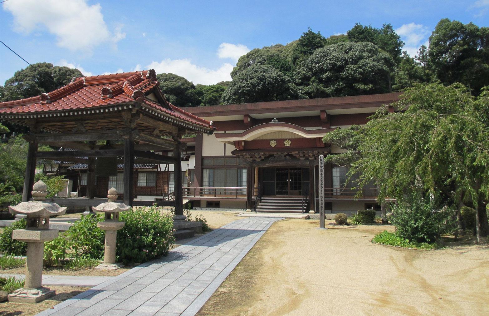 第30番霊場(覚天寺)