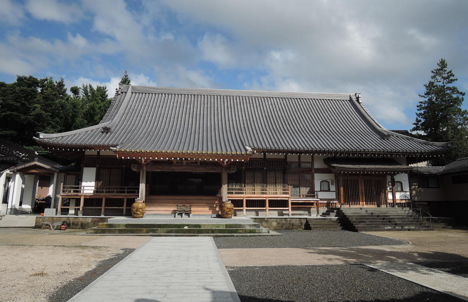 第41番霊場(長昌寺)