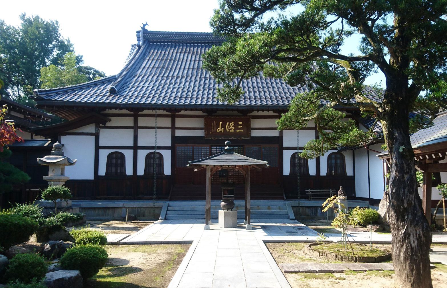 第49番霊場(森福寺)