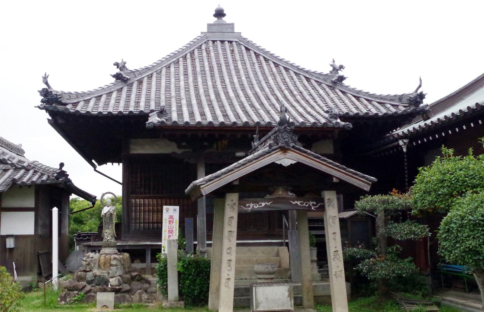 第10番霊場(日光寺)