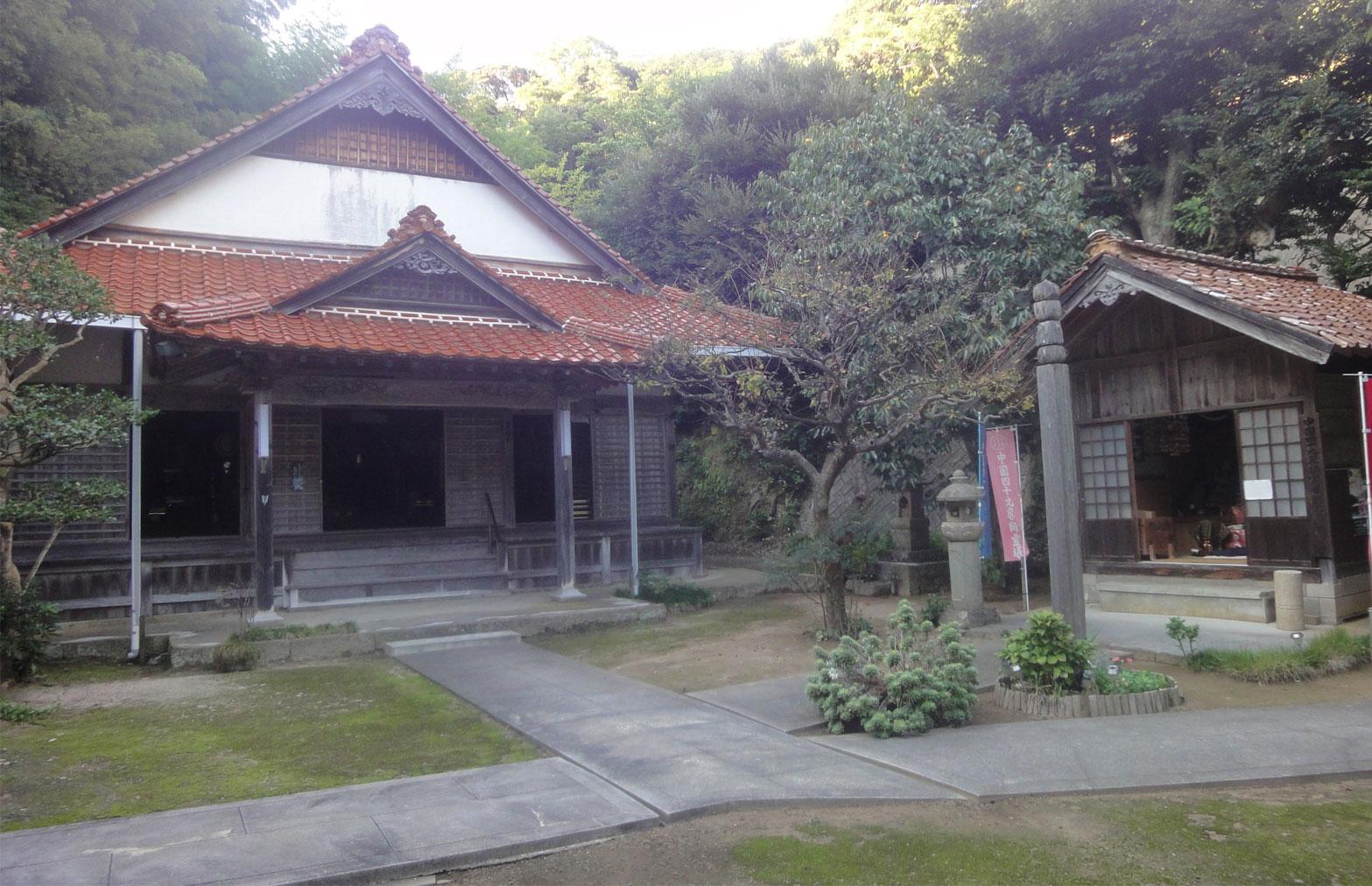 第36番霊場(神宮寺)
