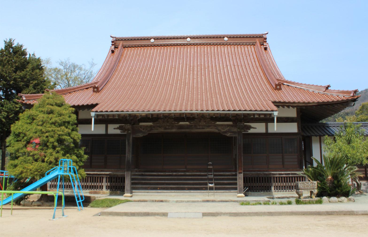 第34番霊場(長福寺)