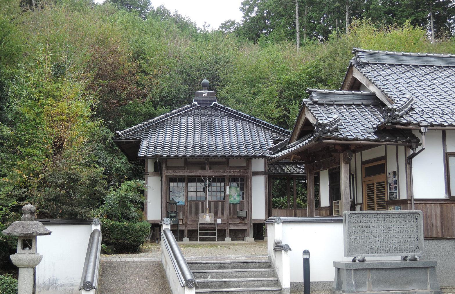第6番霊場(普光寺)