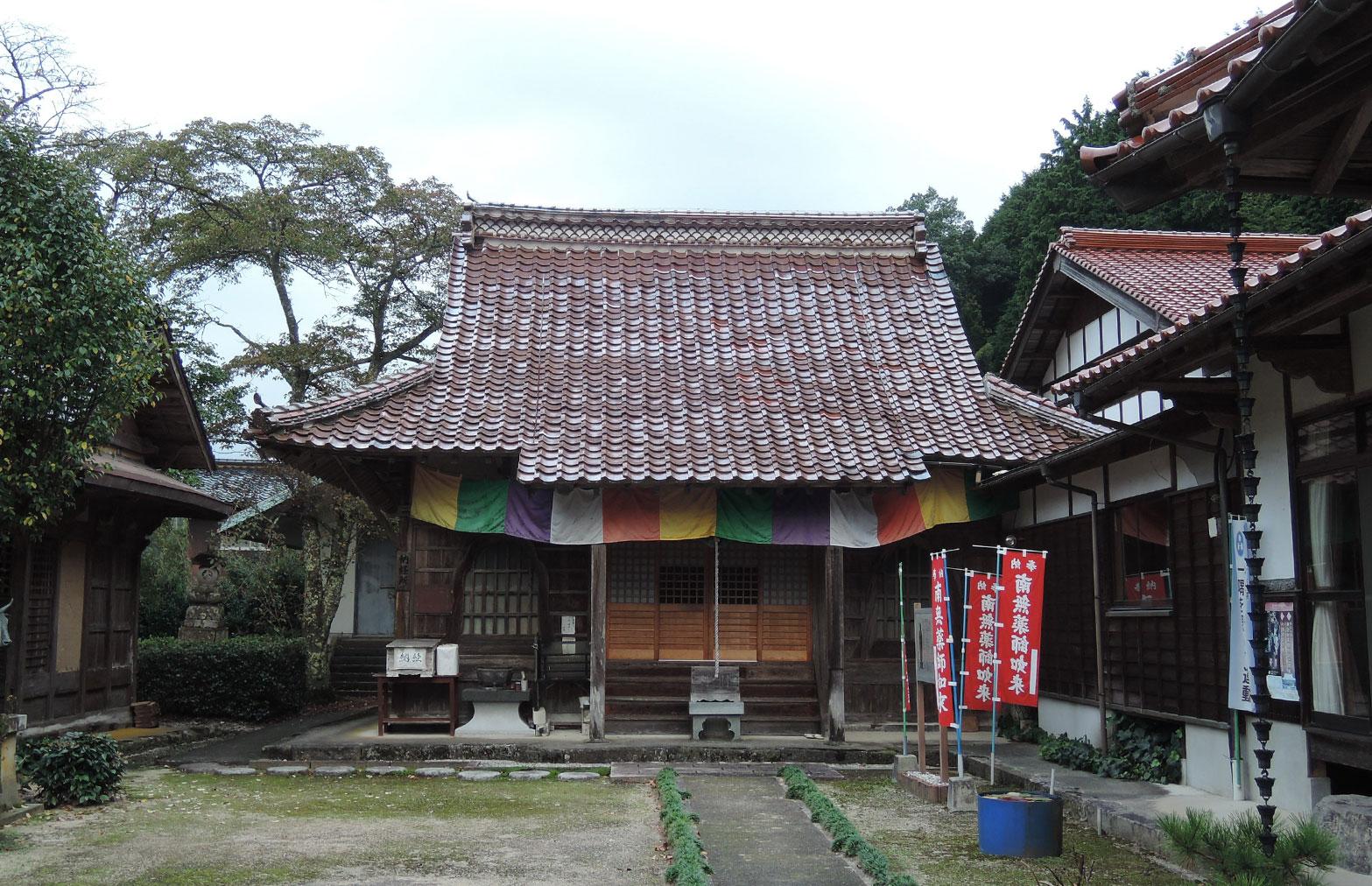 第42番霊場(大日寺)