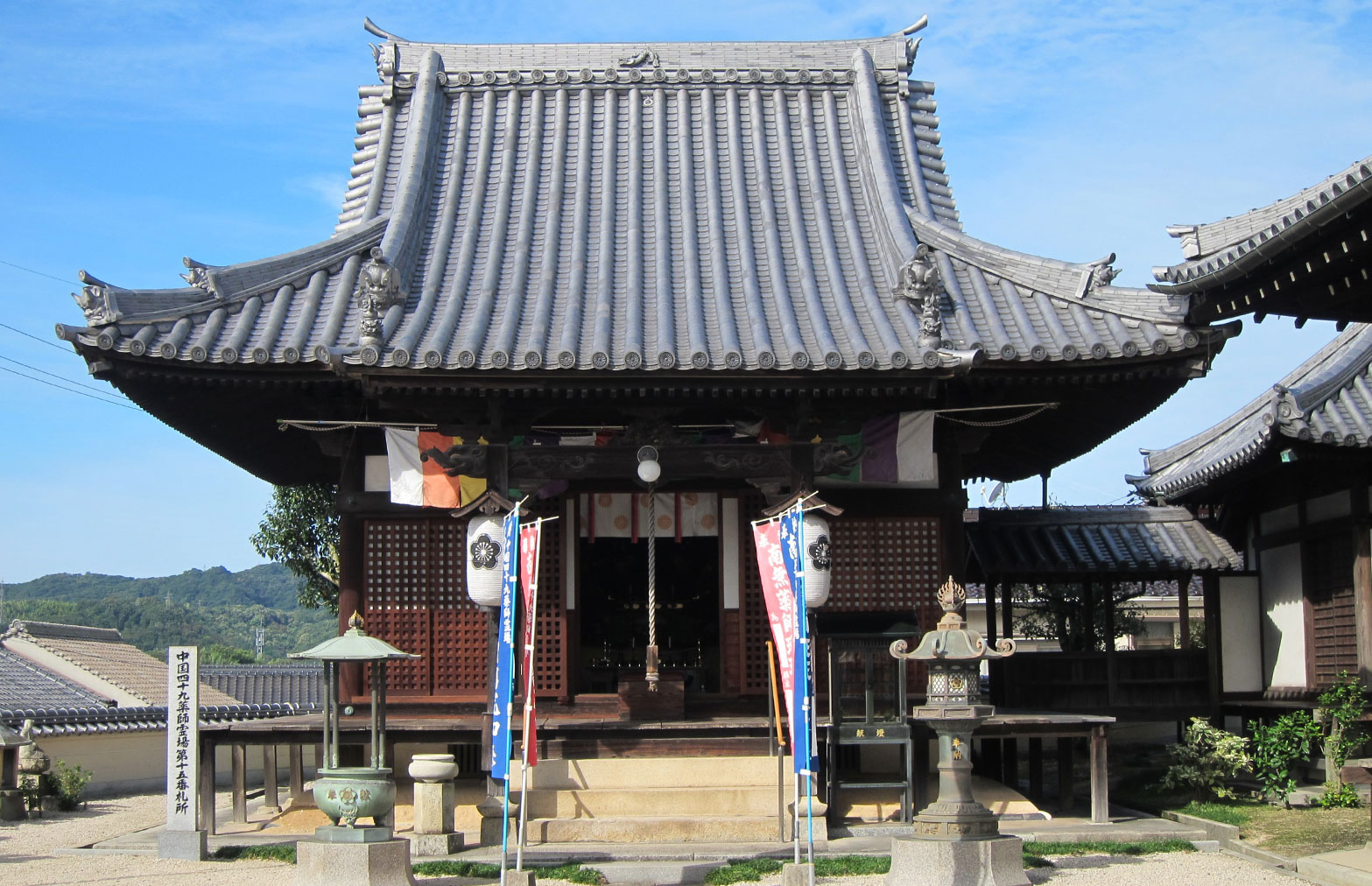 第15番霊場(薬師寺)