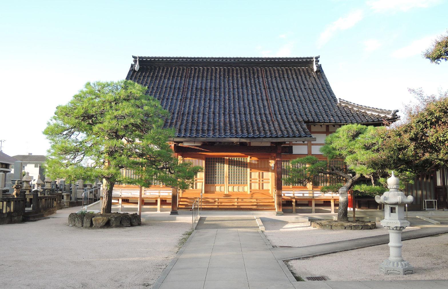 第40番霊場(安國寺)