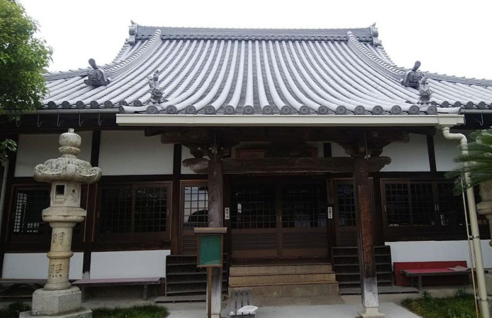 第17番霊場(見性寺)