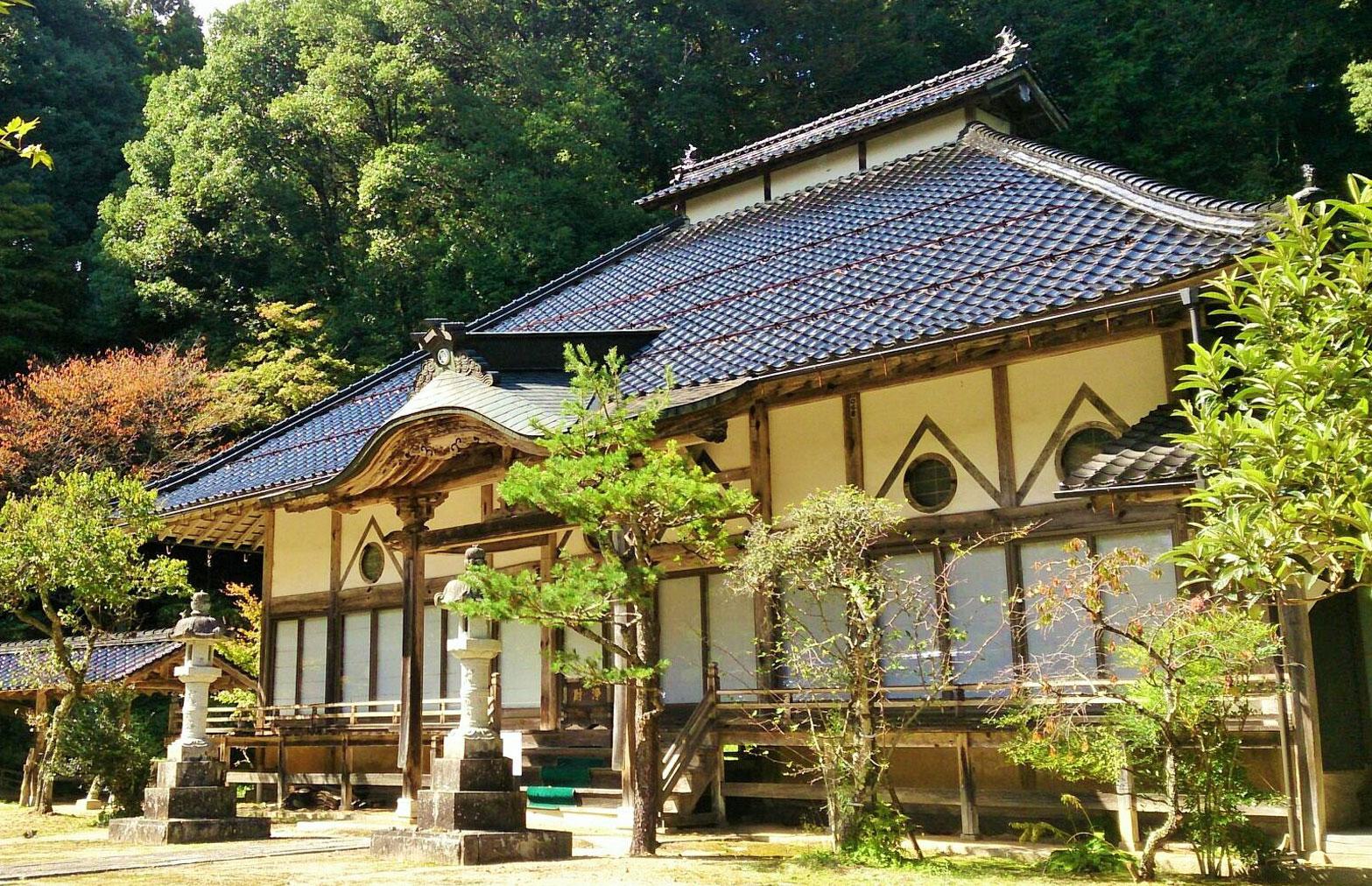 第13番霊場(徳雲寺)