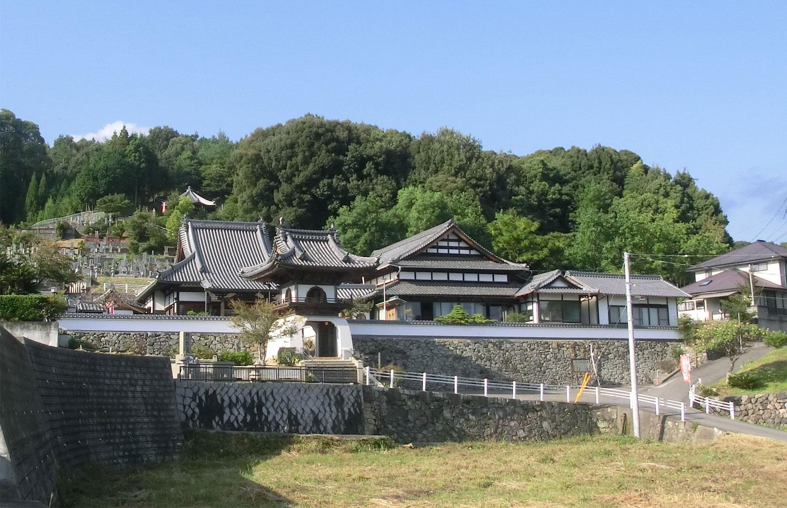 第20番霊場(浄福寺)