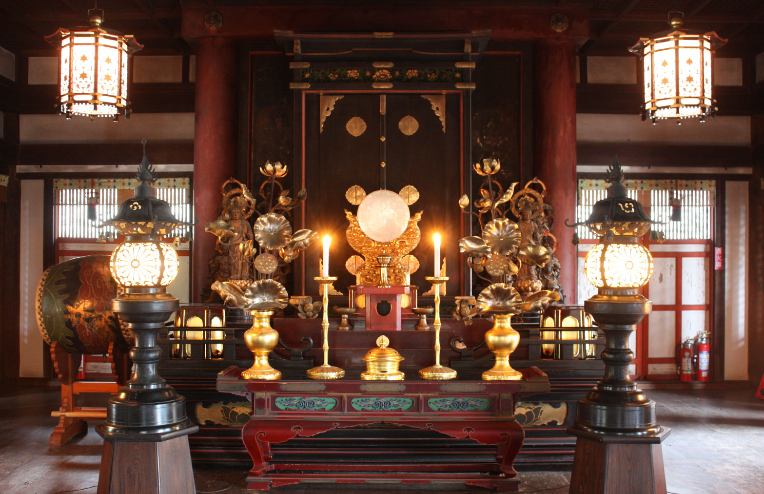 第16番霊場(西國寺)