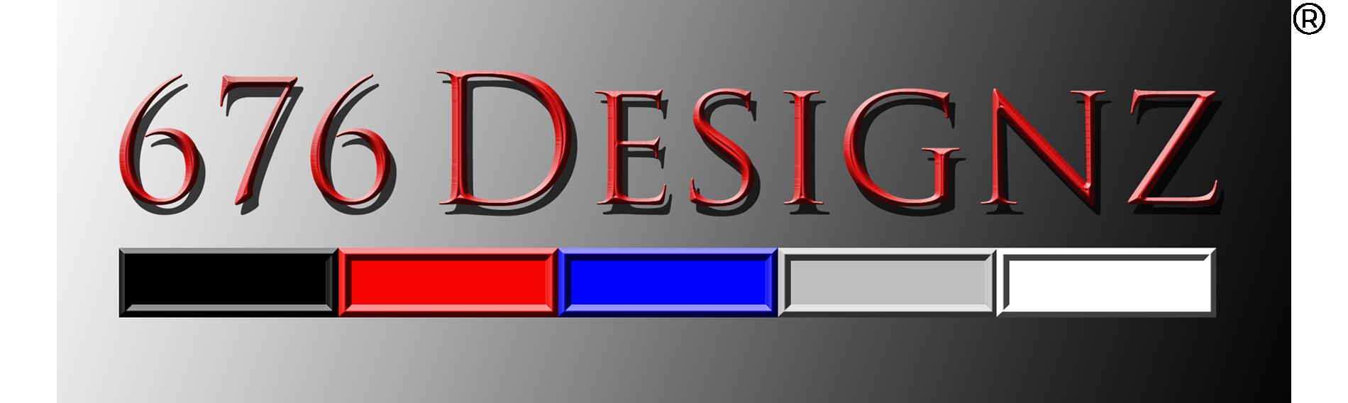 676 DESIGNZ - eingetragene Marke - Markenlogo