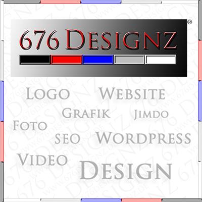 Designagentur 676DESIGNZ -Webdesign-Grafikdesign-SEOrank