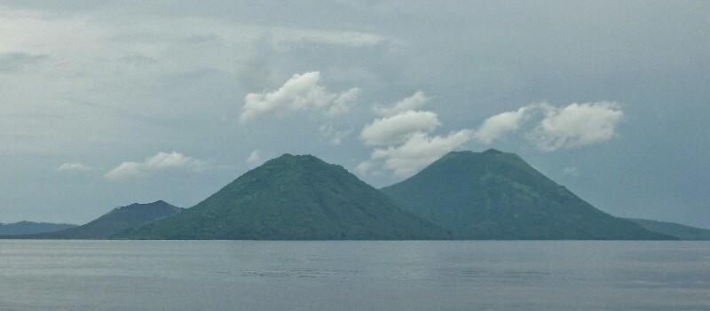 Vulkan Tavurvur
