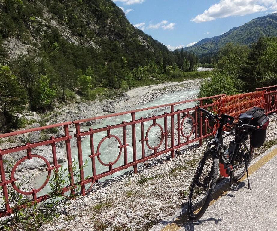 Radtour Norditalien