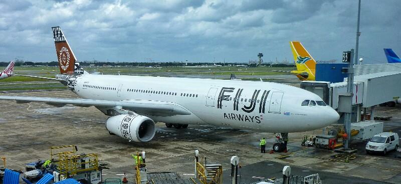 Auf nach Fidji