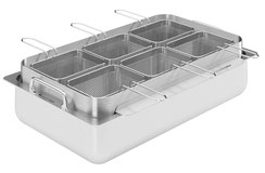 Multipot 1/1 GN Pasta Baskets