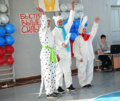 Прощание с талисманами Олимпиады в Сочи