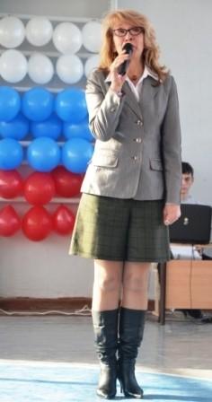 Лебедева И.Ю. - консультант отдела инспектирования комитета по образованию