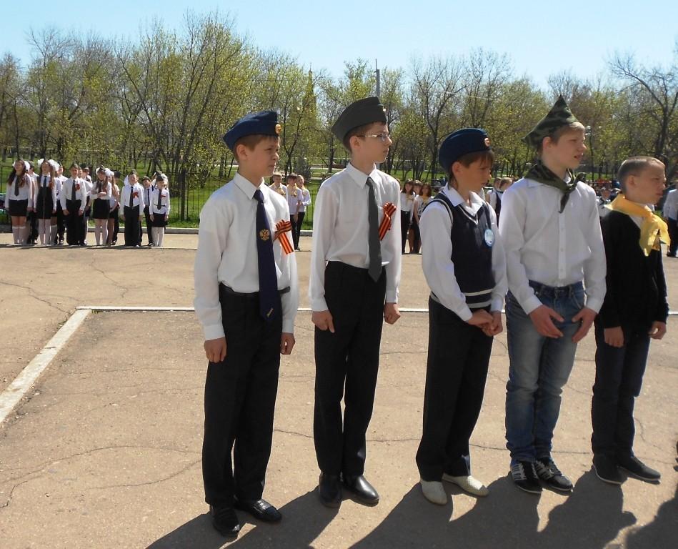 Командиры отрядов