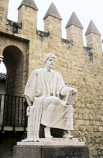 Ibn Rushd (Averroes) Cordoba