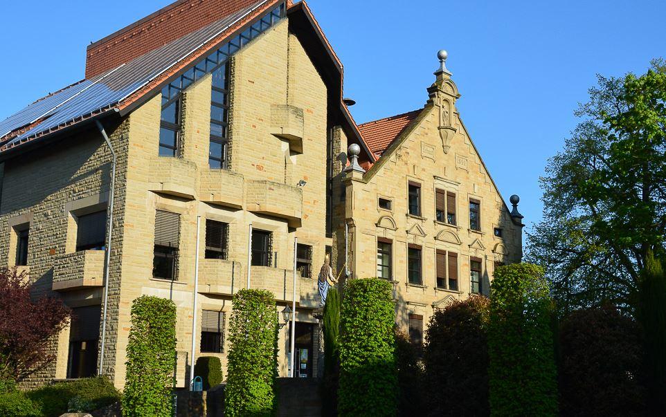 Rathaus Östringen