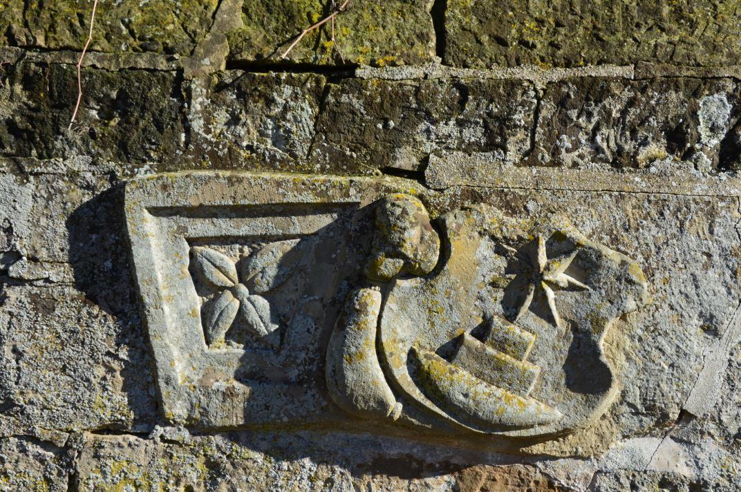 Wappen in Kürnbach