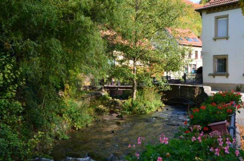 Walzbach durch Weingarten