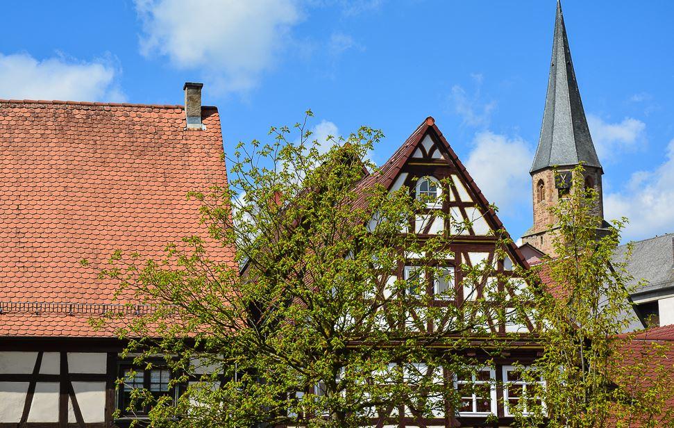 Fachwerkansicht Oberöwisheim