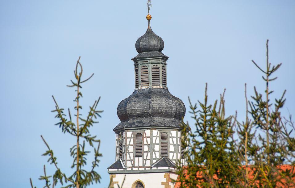 Gochsheimer Kirchturm