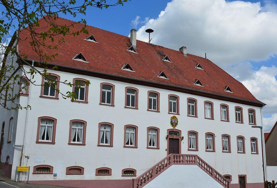 Speyrische Amtshof in Oberöwisheim