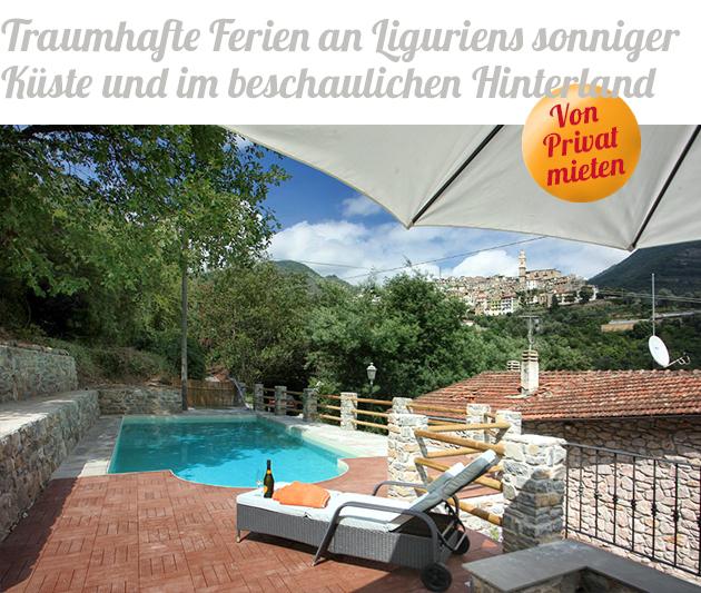 Traumlage und schöner Pool: Casa Limone
