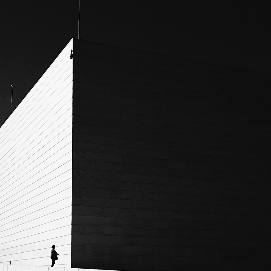 Monochrome Awards 2017 - Honorable Mention in Architecture // ND Awards 2017 Honorable Mention in Street Photography