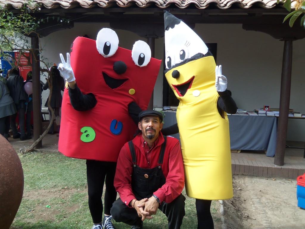 Feria del Libro en Rancagua - 2012