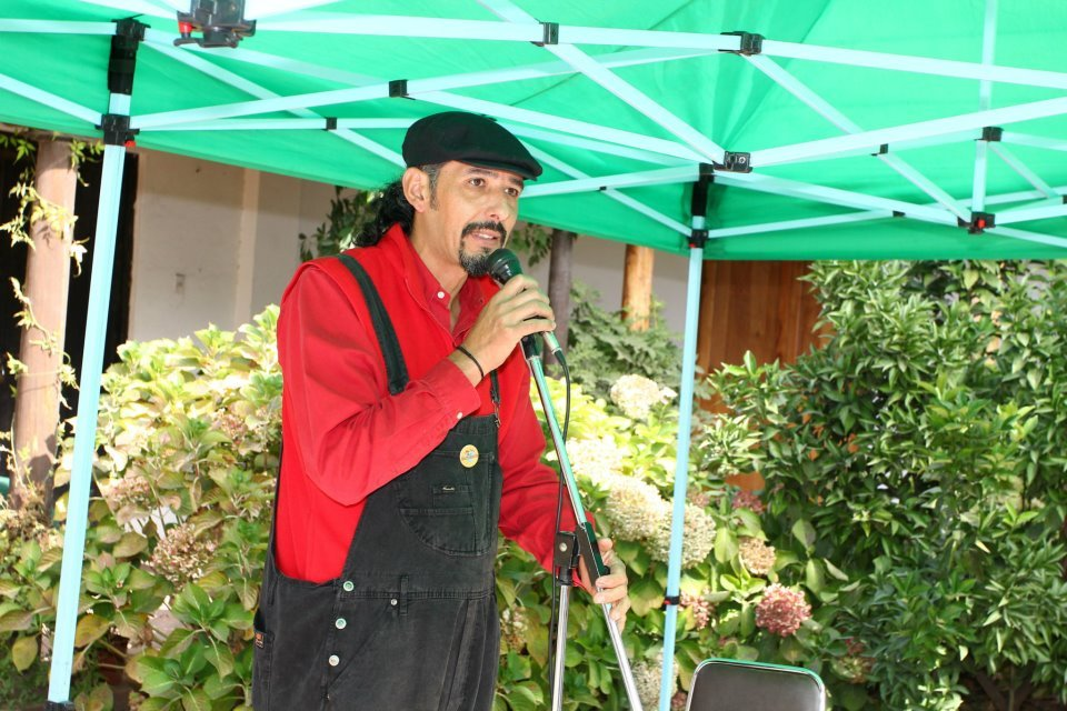 II Feria Solidaria del Libro en Rancagua - 2012