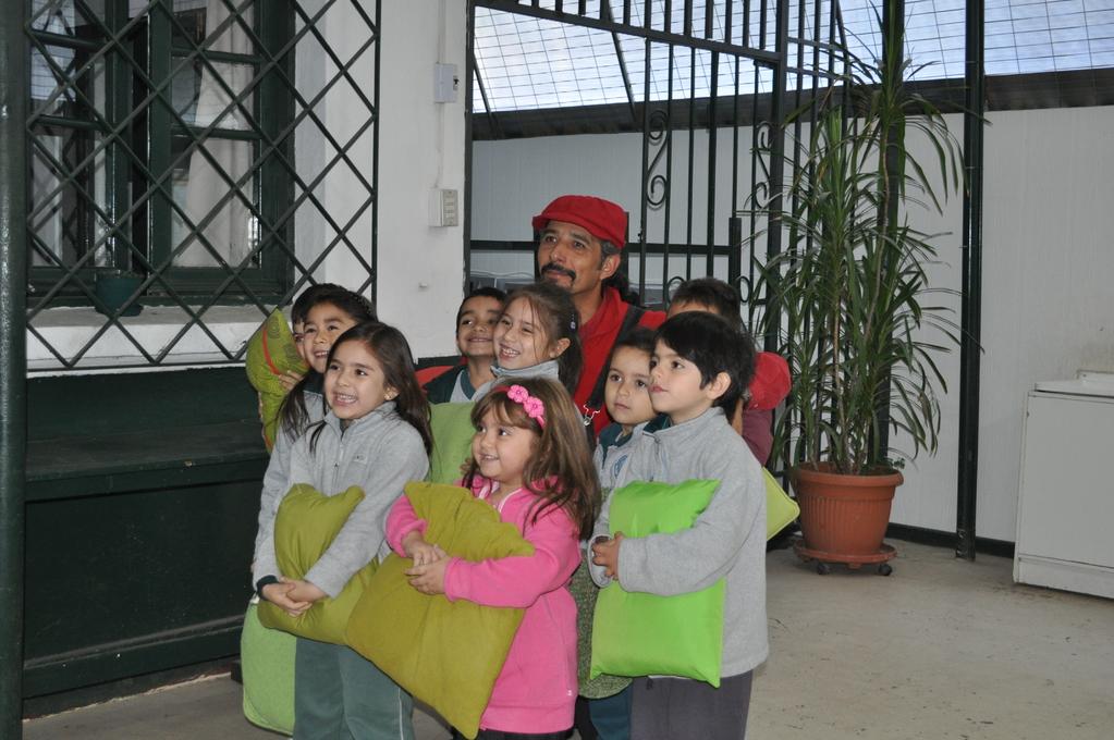 Escuela Evangélica en Santiago - 2012
