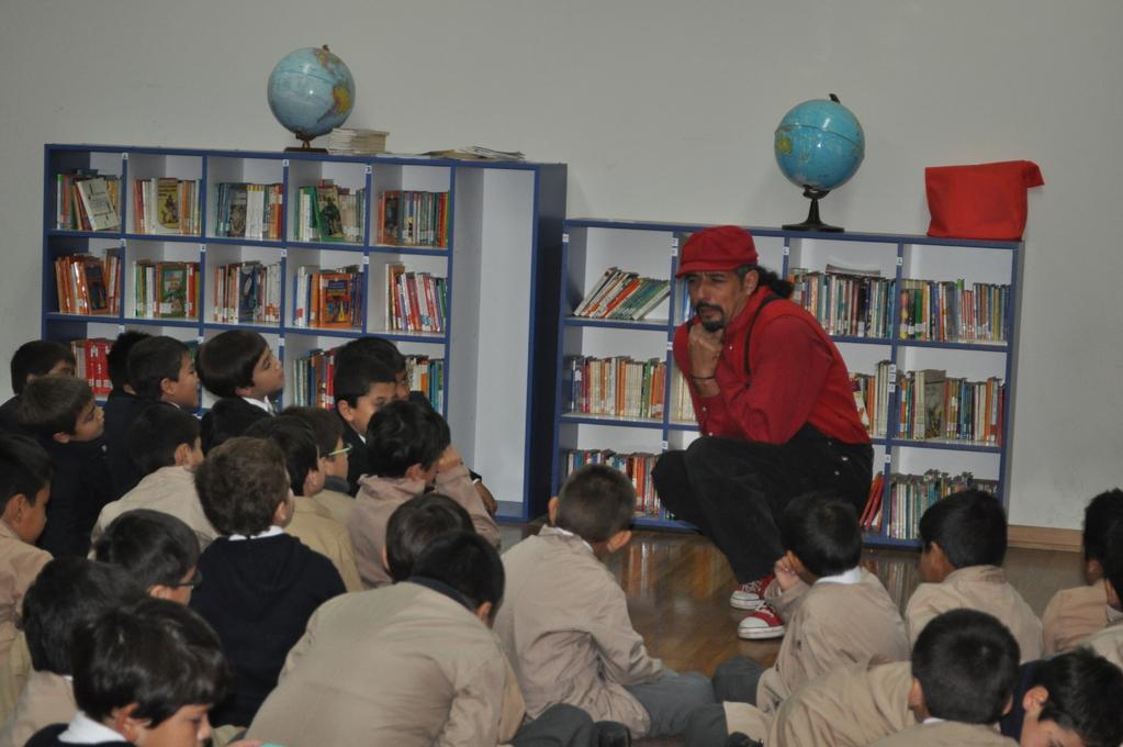 Colegio Don Orione de Cerrillos en Santiago - 2012