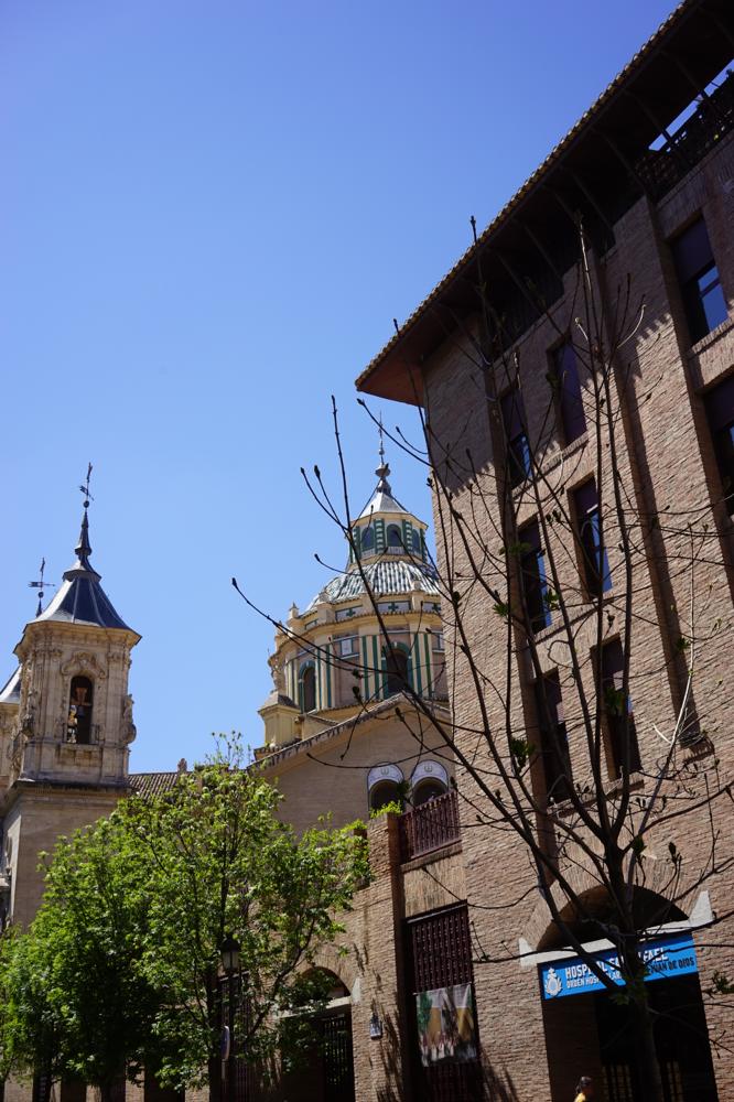 Basilica San Juan de Dios