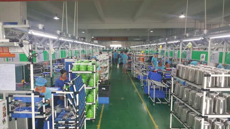 中国工場との完全リモートワーク