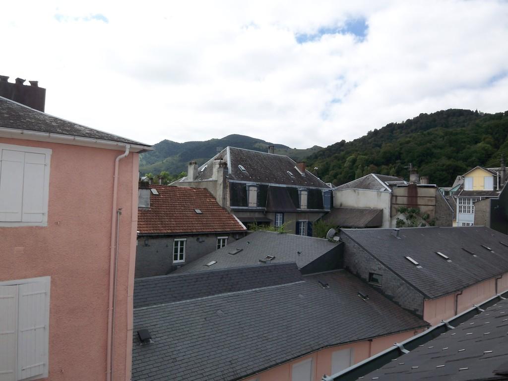 Vue, studio n°20, Résidence Ana, Bagnères de Bigorre (65)
