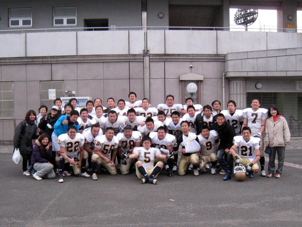 2011年度集合写真(秋)