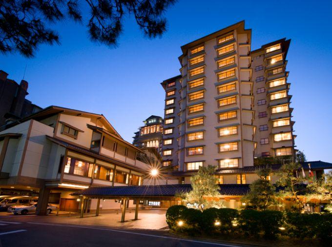 和倉温泉 高級ホテル おもてなし