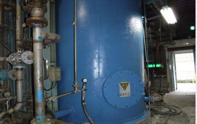 製紙工場のタンク防錆剤CCP-117・120