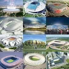 一カ月のワールドカップでスタジアムの素晴らしさに驚きました。ロシアもやるな!