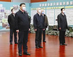 習近平主席、武漢へ入って封じ込めに成功したと発言