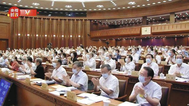 中国常任委員会で国家安全法可決
