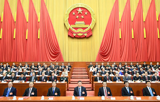 中國全人代大会