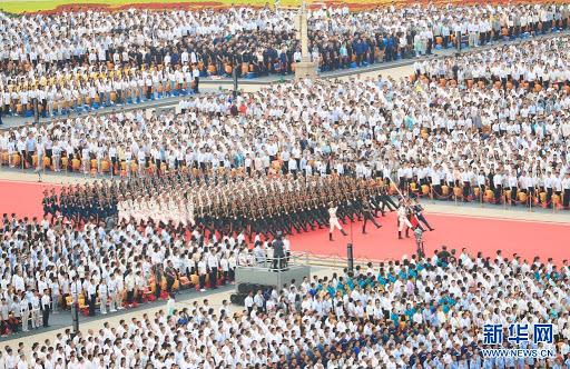中国共産党創立100年 習近平主席の神格化