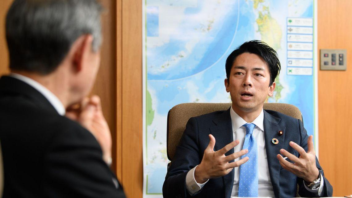 小泉環境大臣、各国からの厳しい洗礼を受ける