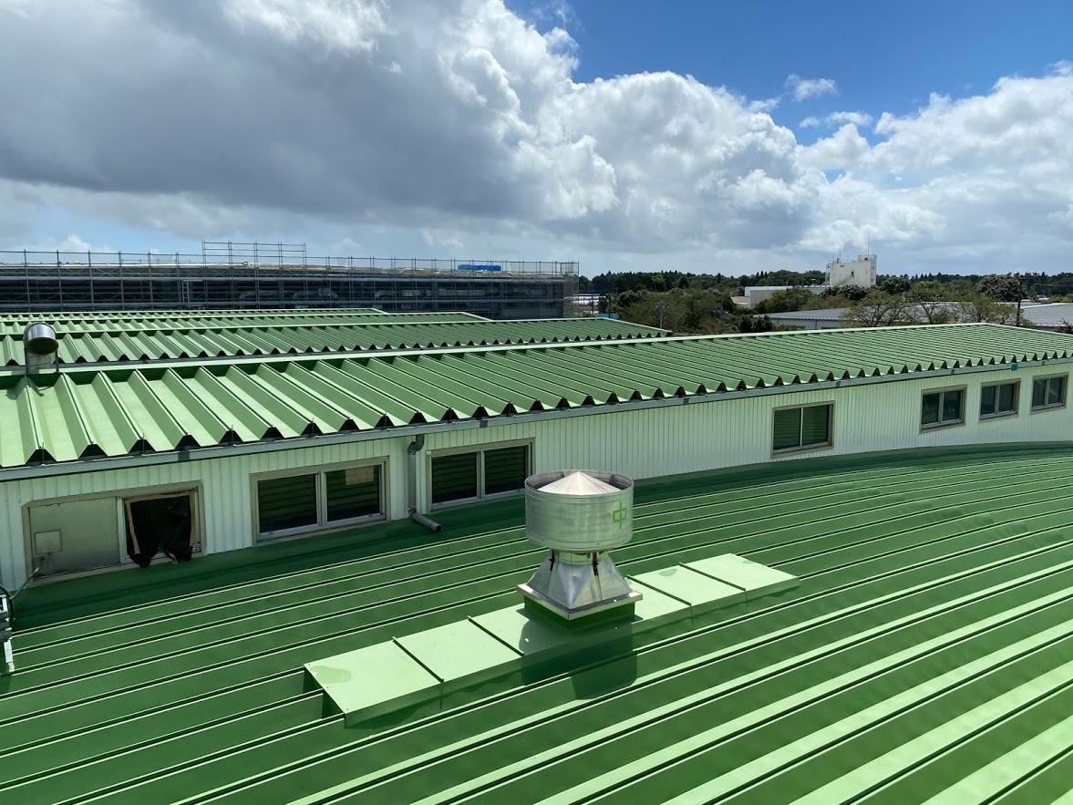 温室効果ガス排出ゼロに貢献する 熱交換塗料